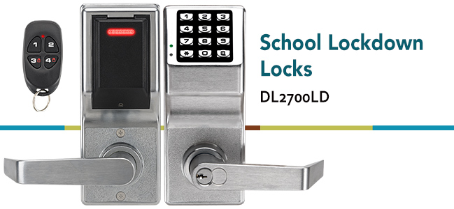 School Lockdown Locks