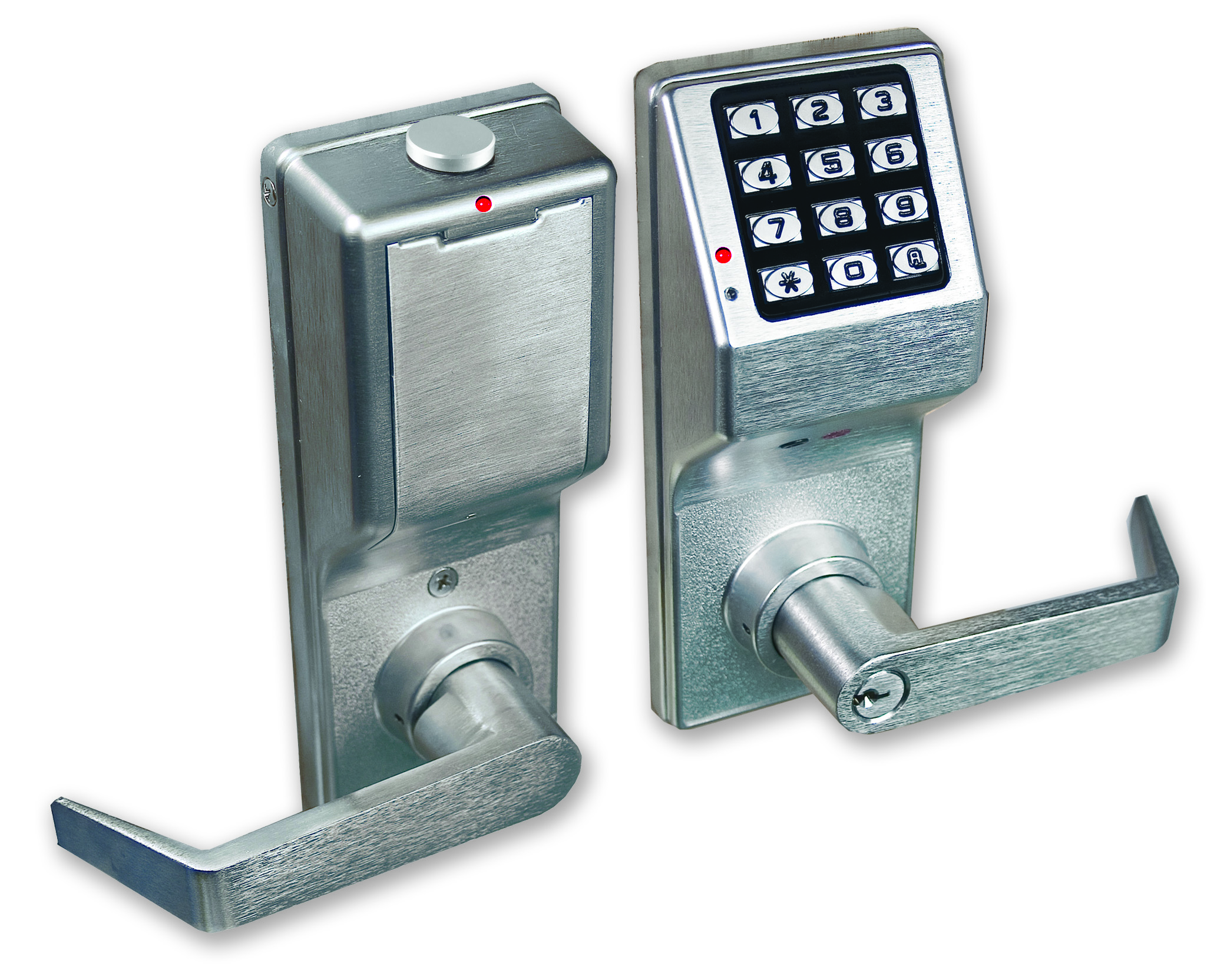Privacy Cylindrical Napco Security Technologies Lock Here Is An Electronic Code Which Can Be Used As A Door Dl4100